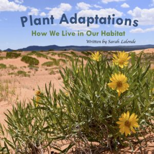 cover of the plant adaptationss book