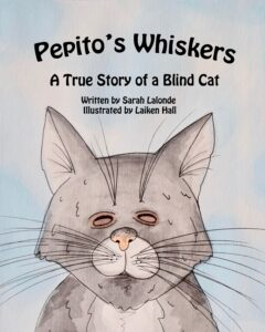 cover of the Pepito's Whiskers book