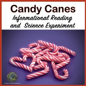 December STEM Activities: Candy canes