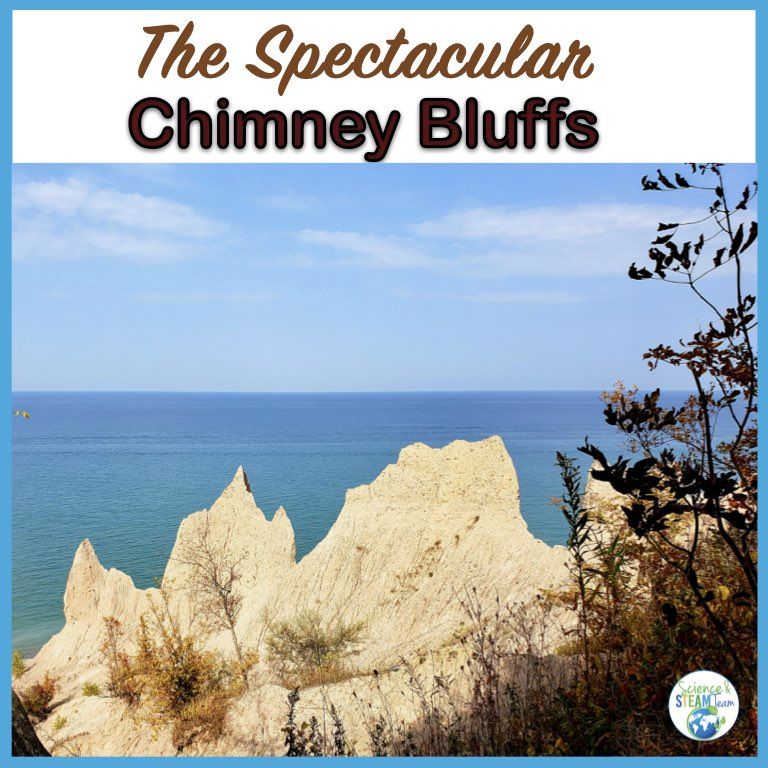 Cover for the blog post shoing the bluffs