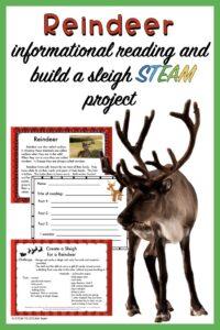 December STEM activities: Sleigh