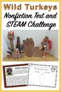 link to primary wild turkey stem challenge