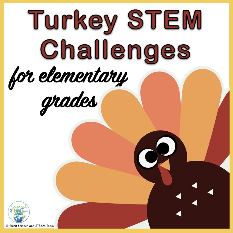 header image for Thanksgiving STEM blog