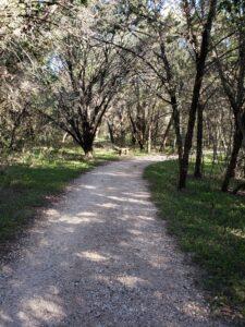 Spring Lake Walking Trails
