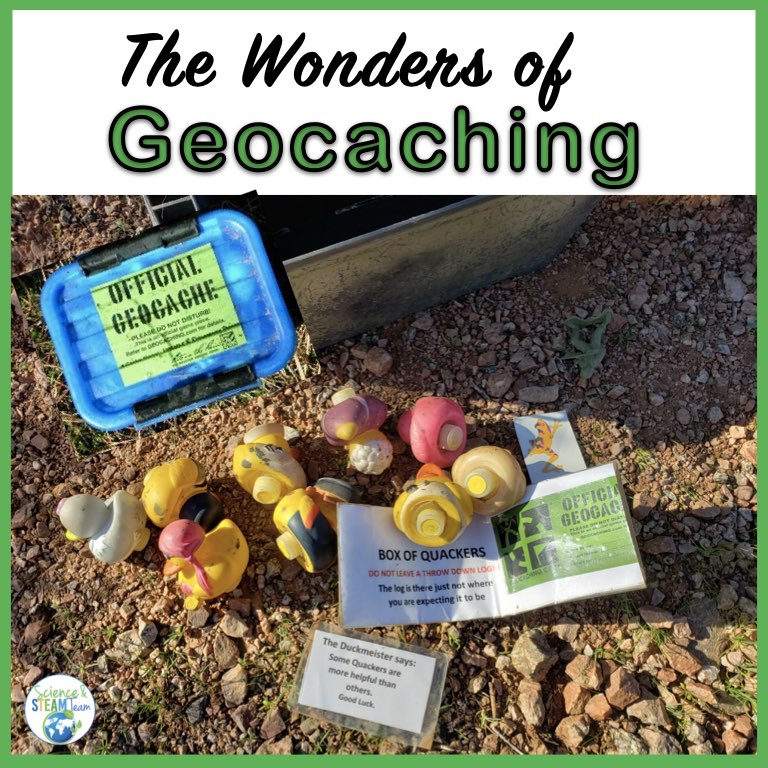 geocaching featured image
