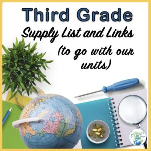 third grade science supplies featured image
