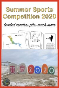 summer olympic leveled readers